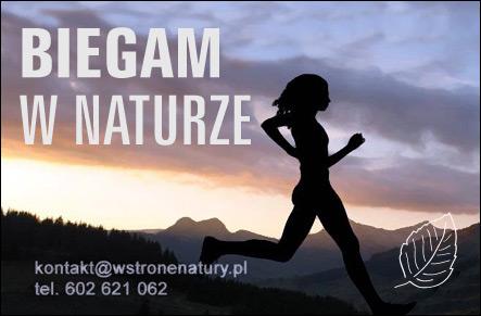 Biegam w naturze